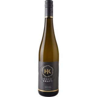 2019 Riesling halbtrocken - Weingut Hoch-Kraft