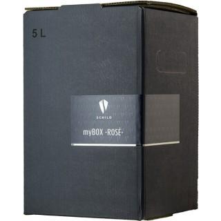 2019 Bag-in Box (BiB) Rosé feinherb 5,0 L - Weinhaus Schild & Sohn