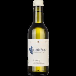 2017 Riesling 0,25L trocken Bio - Weingut Hoflößnitz