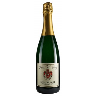 2018 Riesling Sekt Flaschengärung brut - Weingut Graf Neipperg