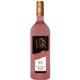 2017 Vinian TL Trollinger mit Lemberger Rosé QbA lieblich - Bottwartaler Winzer
