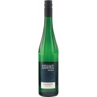 2018 Winkeler Hasensprung Riesling trocken - Weingut Sohns