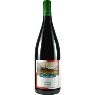 2016 Rotwein feinherb 1L - Weingut Felix Waldkirch