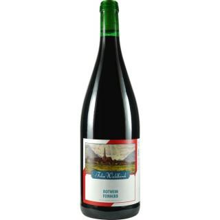 2017 Rotwein feinherb 1L - Weingut Felix Waldkirch