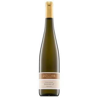 2019 Eckelsheimer Riesling Porphyr trocken - Weingut Zöller