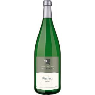 2018 Riesling Ebene 3 trocken 1,0 L - Weingärtner Esslingen