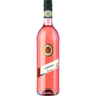 2020 Rosé halbtrocken Bio - Weingärtner Stromberg-Zabergäu