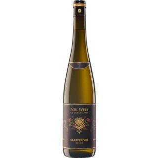 2016 SAARFEILSER SPÄTLESE Riesling VDP.Grosse Lage - Weingut Nik Weis - St. Urbans-Hof