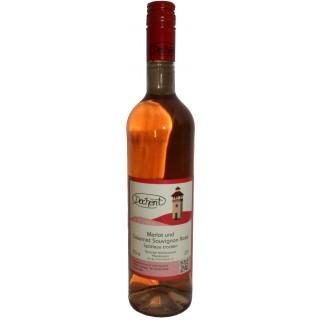 2017 Cabernet Sauvignon Merlot Rosé Spätlese feinherb - Weingut Heinz-Willi Dechent