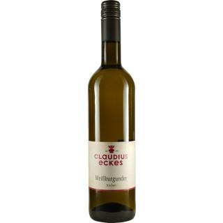 2018 Weißburgunder trocken - Weingut Claudius Eckes