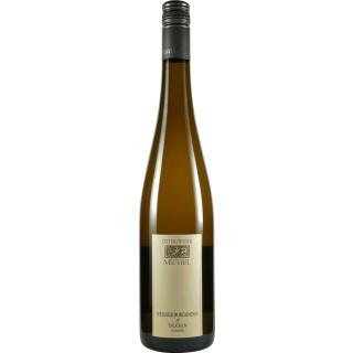 2018 KALKSTEIN Weißburgunder »S« QbA trocken - Cisterzienser Weingut Michel