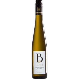 2015 Riesling Beerenauslese Hattenheim Wisselbrunnen BIO (375ml) - Barth Wein- und Sektgut