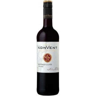 Klosterhof Cuvée rot trocken - Weinkonvent Dürrenzimmern eG