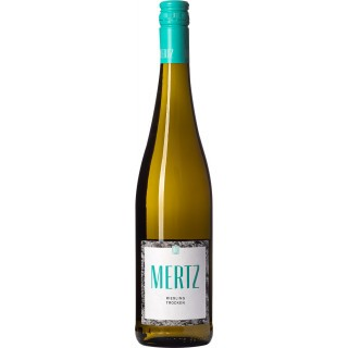 2018 Gutswein Riesling trocken - Weingut Mertz
