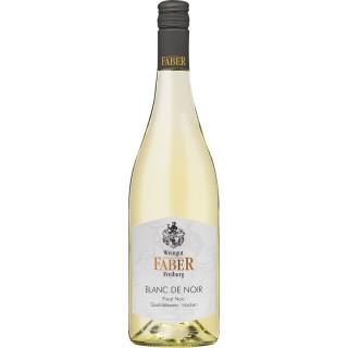 2018 Merdinger Bühl Blanc de Noir Pinot Noir trocken - Weingut Faber Freiburg