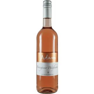 2019 Portugieser fruchtig Weißherbst lieblich - Weingut Adam