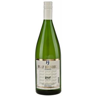 Pur Weisswein Qualitätswein 1L - Weingut Rolf Heinrich
