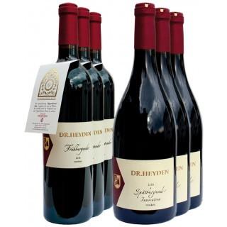 Rotwein-Probierpaket - Weingut Dr. Heyden