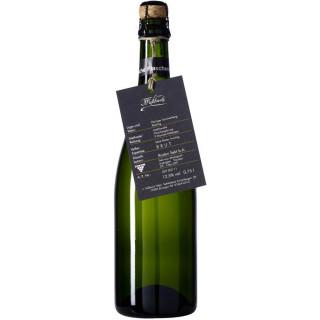 2017 Riesling Brut BIO - klassische Flaschengärung - Weingut Ludwig Mißbach
