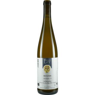 2018 Silvaner S Naturwein schwefelfrei unfiltriert trocken Bio - Ökologisches Weingut Hubert Lay