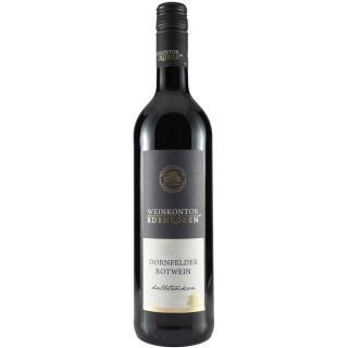 2019 Dornfelder QbA halbtrocken - Weinkontor Edenkoben (Winzergenossenschaft Edenkoben)