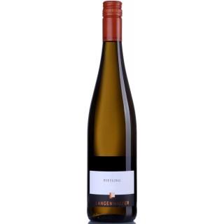 2020 Riesling feinherb - Weingut Langenwalter