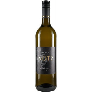 2019 Muskateller lieblich - Weingut Notz