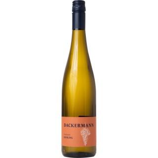 2017 HESSLOCHER RIESLING [vom Kalkstein] Ortswein trocken - Weingut Dackermann