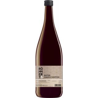 Roter Hausschoppen QbA 1L - Weingut Römmert