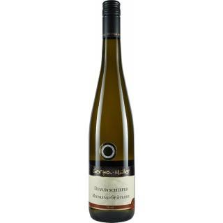 2015 Devonschiefer Riesling Spätlese lieblich - Weingut Gorges-Müller