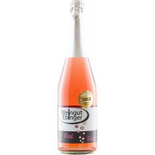 2019 Rosé Frizzante trocken - Weingut Ebinger