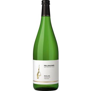 2019 Riesling Schiefer trocken 1L - Fellbacher Weingärtner eG