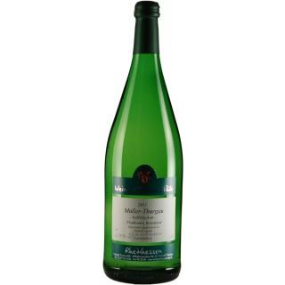 2018 Müller-Thurgau QbA halbtrocken 1000ml - Weingut Thomas-Rüb