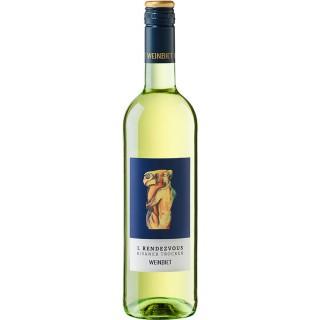 2019 1. Rendezvous Rivaner trocken - Weinbiet Manufaktur
