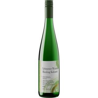 2017 Lehmener Würzlay Riesling Kabinett feinherb - Weinbau Weckbecker
