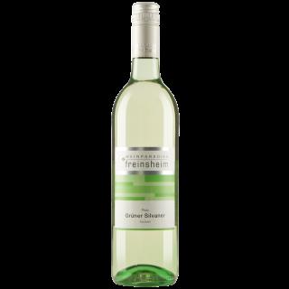 2018 Grüner Silvaner trocken - Weinparadies Freinsheim