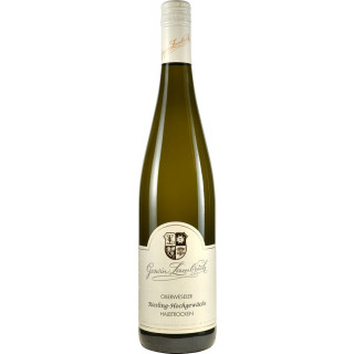 2016 Riesling Hochgewächs halbtrocken - Weingut Goswin Lambrich