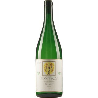 2020 Silvaner halbtrocken Bio 1,0 L - Ökologisches Weingut Hubert Lay