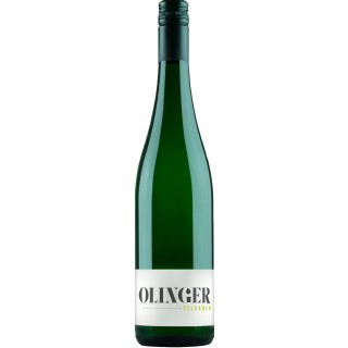 2019 Grüner Sylvaner trocken - Olingerwein