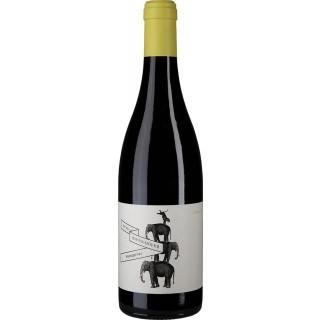 2018 Samtpfote Cuvée Rot trocken BIO - Weingut Bietighöfer