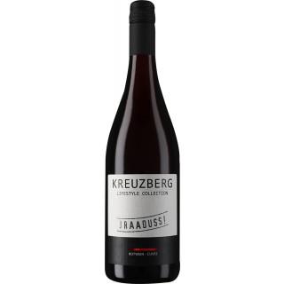 2019 Jraaduss! Pinot Noir/Dornfelder trocken - Weingut Kreuzberg