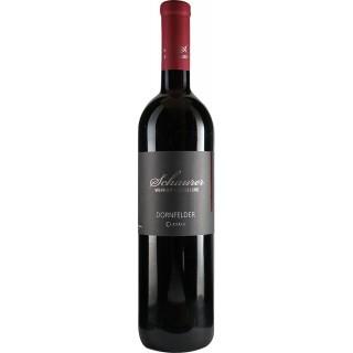 2015 Dornfelder Classic trocken - Weingut Schaurer