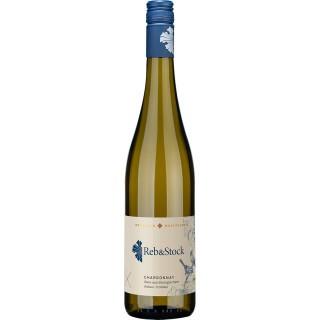 2020 Reb&Stock Chardonnay trocken Bio - Weinhaus Hoflößnitz
