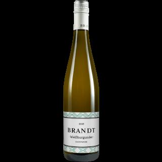 2018 Handwerk Weißburgunder trocken - Weingut Brandt