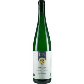 2017 SilvanerSpätlese trocken Bio - Ökologisches Weingut Hubert Lay