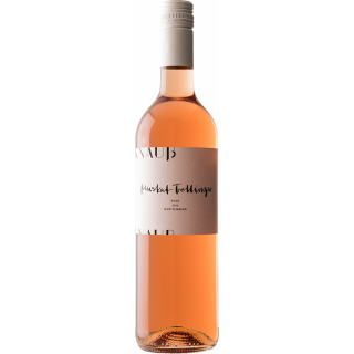 2020 Muskat-Trollinger Rosé trocken Bio - Weingut Knauß