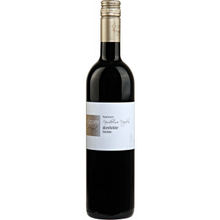 2018 Dornfelder RZ 0,1 trocken - Weingut Glaser
