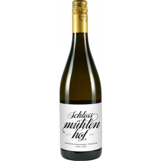 2018 Grauer Burgunder QbA trocken - Weingut Schlossmühlenhof