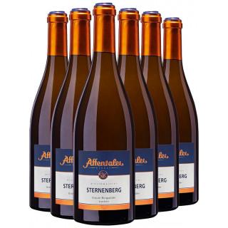 """2018 Selektion Leo Klär Grauer Burgunder """" Altschweierer Sternenberg"""" Qba (6 Flaschen) - Affentaler Winzer"""