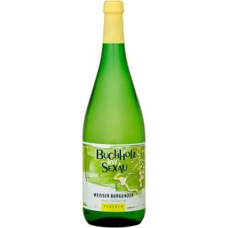2019 Weißer Burgunder trocken 1L - Winzergenossenschaft Buchholz/Sexau